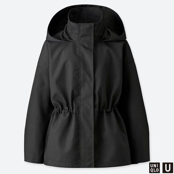 ブロックテックジャケット UNIQLO